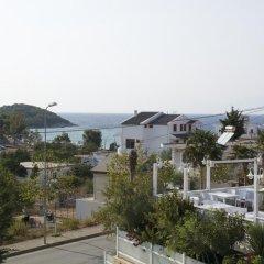 Отель Villa Ideal Албания, Ксамил - отзывы, цены и фото номеров - забронировать отель Villa Ideal онлайн балкон