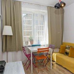 Апартаменты The Best Stay Apartments Гданьск комната для гостей фото 5