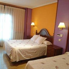 Hotel Rural Tierra de Lobos 3* Стандартный номер с различными типами кроватей фото 23