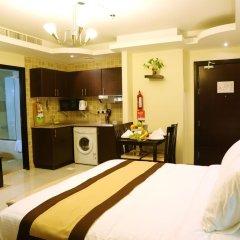 Travellers Hotel Apartment 2* Студия с различными типами кроватей фото 3