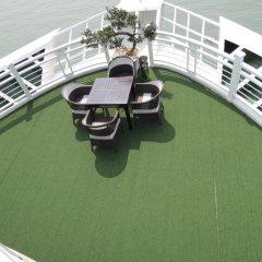 Отель Starlight Cruiser Халонг балкон
