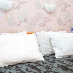 Marusya House Hostel Стандартный семейный номер с двуспальной кроватью фото 9