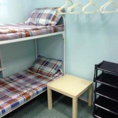 Хостел 365 Кровать в женском общем номере с двухъярусной кроватью фото 9