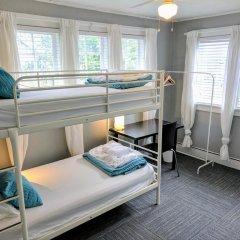 The Wayfaring Buckeye Hostel Кровать в общем номере с двухъярусной кроватью фото 2