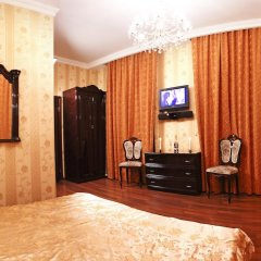 Мини-Отель Алекс на Марата Номер Делюкс с различными типами кроватей фото 2