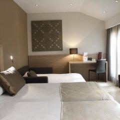 Отель Catalonia Atocha 4* Стандартный номер с различными типами кроватей