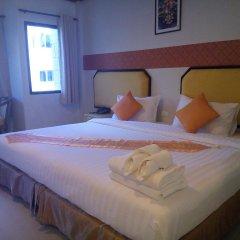 Отель Pro Andaman Place 2* Улучшенный номер с различными типами кроватей фото 3