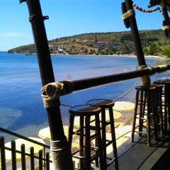 Отель Acqua Marina Nautilus Греция, Эгина - отзывы, цены и фото номеров - забронировать отель Acqua Marina Nautilus онлайн пляж