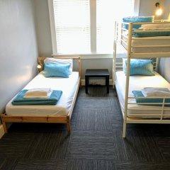 The Wayfaring Buckeye Hostel Кровать в общем номере с двухъярусной кроватью фото 3