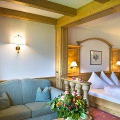Hotel Sonnbichl Тироло комната для гостей