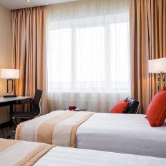 Гостиница Radisson Blu Челябинск 5* Стандартный номер с двуспальной кроватью фото 4