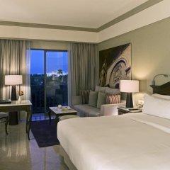 Отель Fiesta Americana Merida 4* Улучшенный номер с разными типами кроватей фото 4