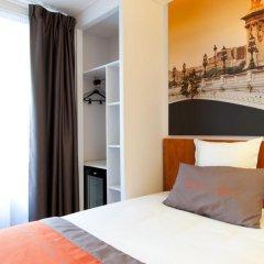 Отель Hôtel Alyss Saphir Cambronne Eiffel 3* Стандартный номер с различными типами кроватей фото 4
