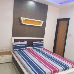 Отель Luxury Inn Апартаменты с различными типами кроватей фото 28