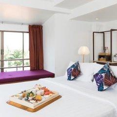 Отель Sandalay Resort Pattaya 4* Улучшенный номер с различными типами кроватей фото 3