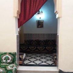 Отель Dar Ziat Марокко, Фес - отзывы, цены и фото номеров - забронировать отель Dar Ziat онлайн интерьер отеля фото 3