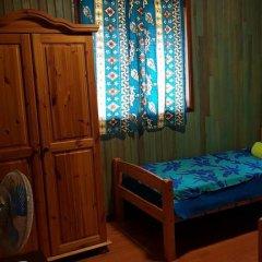 Отель Moorea Surf Bed and Breakfast 2* Стандартный номер с различными типами кроватей фото 6