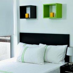 Hotel Colours 2* Стандартный номер с двуспальной кроватью фото 2