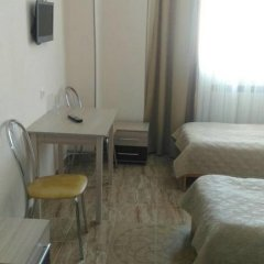 Гостиница Славянка Номер категории Эконом с двуспальной кроватью фото 4