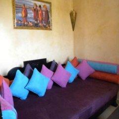 Отель Le Temple Des Arts Марокко, Уарзазат - отзывы, цены и фото номеров - забронировать отель Le Temple Des Arts онлайн комната для гостей фото 4