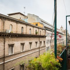 Апартаменты Bella C0' Apartment балкон