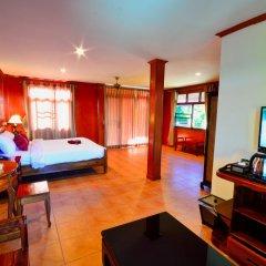 Отель Avila Resort 4* Номер Делюкс с различными типами кроватей фото 6