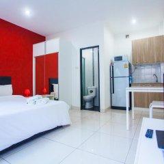 Apollo Apart Hotel 2* Студия с двуспальной кроватью фото 3