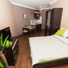 Гостиница Cafe de Flora комната для гостей