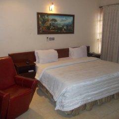 Conference Hotel & Suites Ijebu 4* Номер Делюкс с различными типами кроватей фото 5