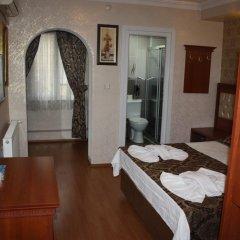 Big Apple Hostel & Hotel Семейный номер Делюкс с двуспальной кроватью фото 7