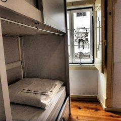 Hub New Lisbon Hostel Стандартный номер с различными типами кроватей фото 4