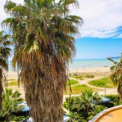 Hotel Venezia пляж