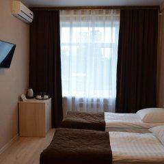 Мини-отель Pegas Club Улучшенный номер с двуспальной кроватью фото 10