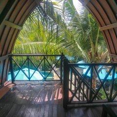 Отель Balangan Sea View Bungalow 3* Бунгало с различными типами кроватей фото 3