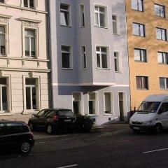 Отель Ferienwohnung Bankwitz Кёльн парковка