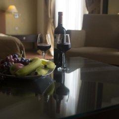 Davitel Tobacco Hotel 4* Стандартный семейный номер с двуспальной кроватью фото 9