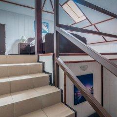 Мини-Отель Внучка Улучшенный номер с разными типами кроватей фото 6