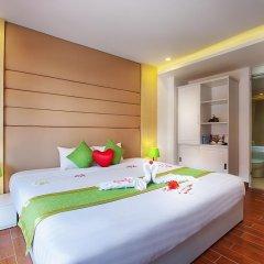 Vinh Hung 2 City Hotel 2* Номер Делюкс с различными типами кроватей фото 7