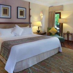 Отель The Laguna, a Luxury Collection Resort & Spa, Nusa Dua, Bali 5* Номер Делюкс с различными типами кроватей фото 9