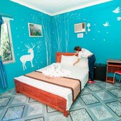 Halong Party Hostel Стандартный номер с различными типами кроватей фото 6