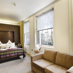 Отель The Park Grand London Paddington комната для гостей фото 4
