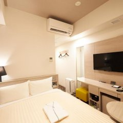 Отель Sotetsu Fresa Inn Ginza-Nanachome 3* Номер с различными типами кроватей фото 3