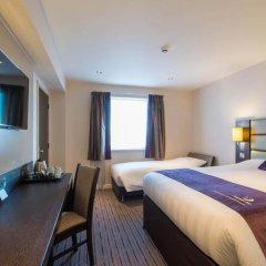 Отель Premier Inn Leek Town Centre комната для гостей фото 3