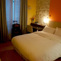 Отель Hôtel Danemark 3* Стандартный номер с различными типами кроватей фото 5