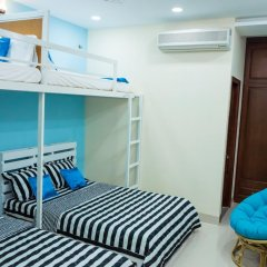 The Luci's House - Hostel Стандартный семейный номер с двуспальной кроватью фото 5