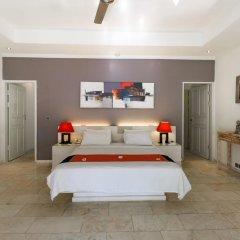 Отель Aleesha Villas 3* Представительский люкс с различными типами кроватей фото 5