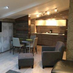 Мини-Отель Amosov's House Улучшенные апартаменты с различными типами кроватей фото 3