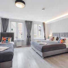 Отель Six Suites Польша, Гданьск - отзывы, цены и фото номеров - забронировать отель Six Suites онлайн комната для гостей фото 4