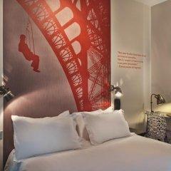 Отель Hôtel Alpha Paris Tour Eiffel by Patrick Hayat 3* Стандартный номер с различными типами кроватей фото 4