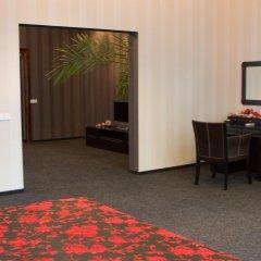 Гостиничный Комплекс Зеленый Гай 3* Люкс с различными типами кроватей фото 16